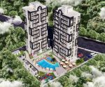 Iskele Twin Towers, flott lite anlegg ved Long Beach 19