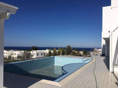 Villa i Pine Valley i Esentepe ved Korineum Golf & Beach Club